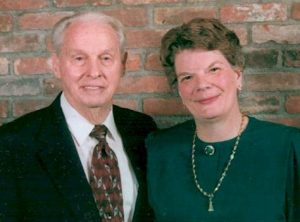 William and Carolyn Weltzheimer
