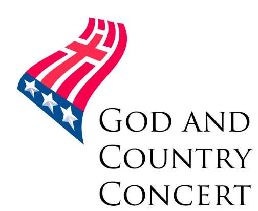 God and Country Concert Logo