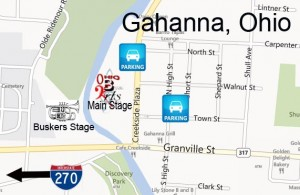 Ohio Brass Arts Festival 2018 @ Gahanna Creekside Park | Gahanna | Ohio | United States