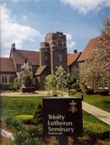 Annual Tuesdays at Trinity Concert 2018 @ Trinity Lutheran Seminary | Bexley | Ohio | United States
