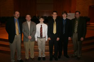 2009 YAC Winner and Adjudicators