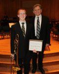 Dan Stevens - Trombone YAC 2nd Place with James Curnow