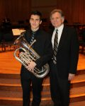 Grant Jameson - Euphonium - YAC 1st Place with James Curnow