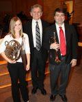 2011 YAC - Sarah Zonders - French Horn, James Curnow, George Zonders - BBC Flugelhorn